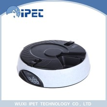 Best 6 Meal Smart Personalized Programmable Battery-powered Volumetric Automatic Pet Food Container and Feeder