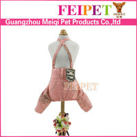 high quality pet products dog jumpsuit clothes for small dogs wholesale