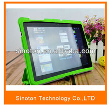 Samsung tablet pc P7500 10.1 inch leather case