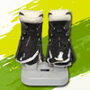 electric heated boots/heated hunting boots with ozone sterilizer