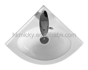 코너 소형 세면대 오버플로 커버-욕실 싱크 -상품 ID:60504124927 ...