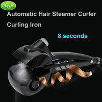 2015 Newest Nano Steamtech Curl Machine