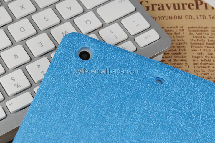 smart leather cover case for ipad mini tablet pc leather case