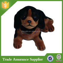 Factory Direct Manufacturers Resin Dog Statues for Decor
