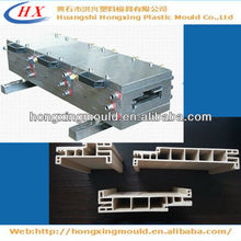 door case wpc pvc foaming extrusion tooling