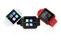 Wholesale U8 Touch Screen Mobile Watch Phones Smart Watch Phone with SIM Card Phone Call Messages Android Smartwatch