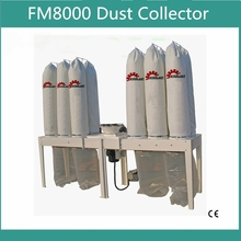 FM8000 Wood Dust Collection Systems