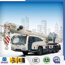 TTC025K 25 Ton Hydraulic Truck Crane , 20 ton hydraulic truck crane, 30 ton mobile crane