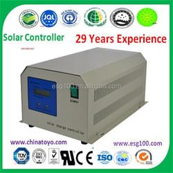 High Power MPPT Solar Controller 200A 24V Solar Charge Controller