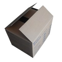 small cardboard android tv shipping boxes custom logo