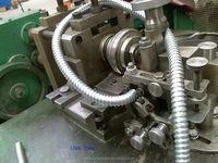 square lock galvanized flexible metal conduit for wire protection machine