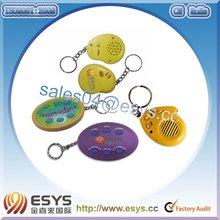 music key ring