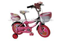 12 polegadas kid bicicleta com roda de formação da criança de três anos de idade as crianças tc-005
