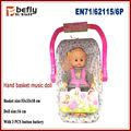 mini de silicona barata baby dolls para la venta