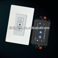 12-24V Touch Remote Control RF dimmer led light lamp wall switch