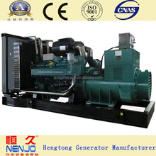WUDONG WD135TAD28 250KW Atrractive Price Diesel Generator Set