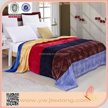 China wholesale warm soft fleece polyester flannel sheets