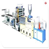 pp pe plastic foam board production line