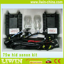 50% off price good quality 100w hid kit for liwin car kit auto parts light automotive head lamp bus