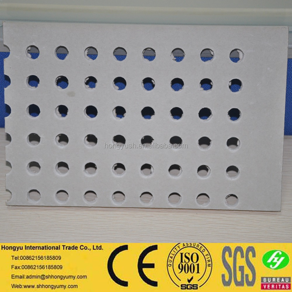 Calcium Silicate Board Specification : Perforated calcium silicate board specification buy
