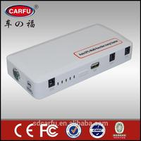 Plastic thin car emeregency charger with CE certificate