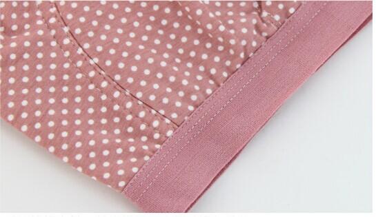 Беспроводной пятидесяти лет 100% хлопок бюстгальтер кнопки на передней нижнее белье для кормления чистый хлопок жилет Большой размер бюстгальтера