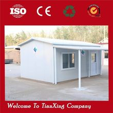 2015 Latest Brief and Natural sandwich panel cost prefab house prefabricated