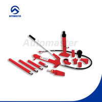10 Ton Auto Body Repair Kit with Wheel Case with CE Approval