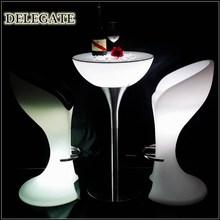 Bar table shine table magic table plastic furniture
