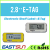Supermarket Retail Digital Price Display Electronic Shelf Price Label