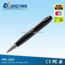 1MP mini gadgets recordable ball mini size pen camera