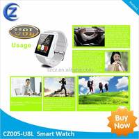 custom silicone pedometer sleep monitor smart stop watch