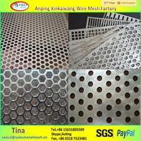 2mm hole circle aluminium perforated metal mesh,sheet,panel