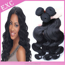 Unprocessed remi hair real hair extensions cheap Brazilian hair styles pictures