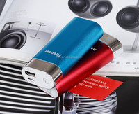 Hot selling power bank manual for power bank battery charger
