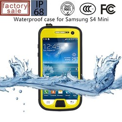 for samsung galaxy s4 mini waterproof case
