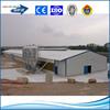 China cheap steel farming house industrial shed design prefab chicken farm