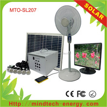 solar and wind power systems for home