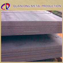Mn13 Hot Rolled Wear Resistant Manganese Metal Steel Plate