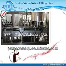 Glass bottled grape wine drinking filler 3 in 1