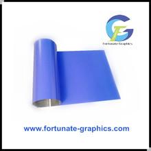 Digital printing blue uv-ctp plate