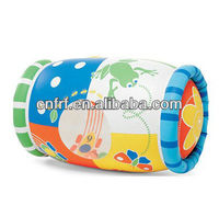 2015 best selling inflatable baby roller