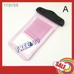 Phone Waterproof Bag for iPhone 4 4S iPhone 3GS 3G iPod Touch for Rafting