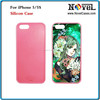 2D Sublimation Soft TPU Phone Case For iPhone5/5S