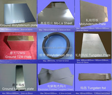 China manufacturer kinds of tungsten or moly plate,kinds of alloy to make