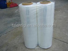 LLDPE cast stretch film Stretch Film 23 Mic 350% Pre-stretching