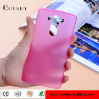 Ultra thin PP material Hard Cover Case back cover protective phone case for LG G4