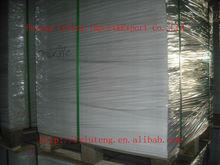 Snow white duplex board paper