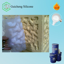 Molding rtv-2 silicon rubber for stationery