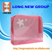 hot new products transparent pvc cosmetic bag